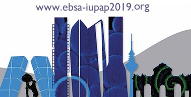 EBSA/IUPAB Biophysics Congress, Madrid, 20-24 July 2019
